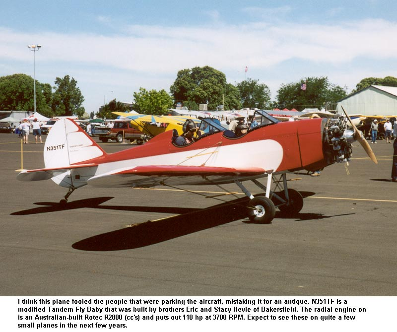 Annual Merced Fly-In 2004
