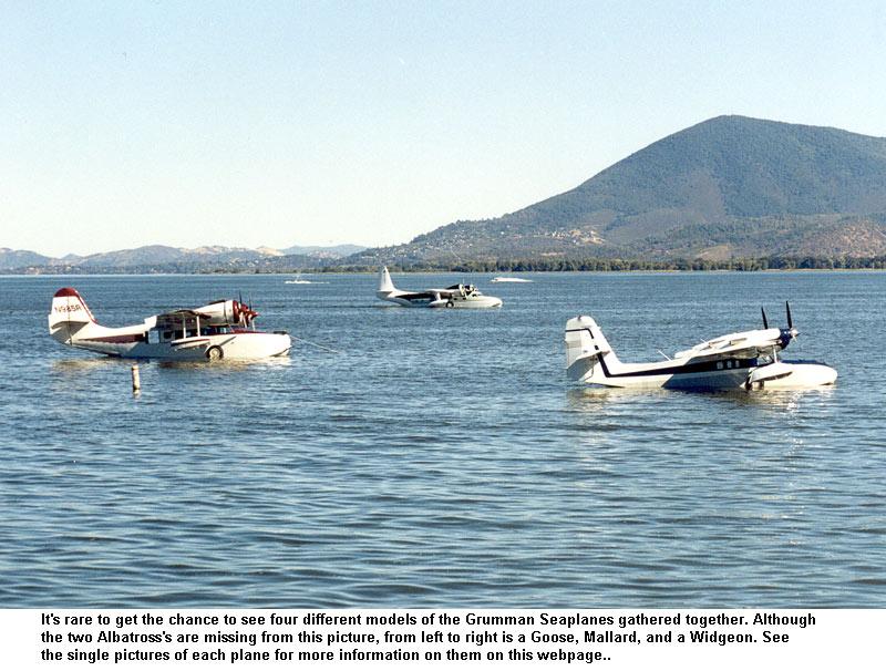 Seaplane Splash-In Clear Lake 2004
